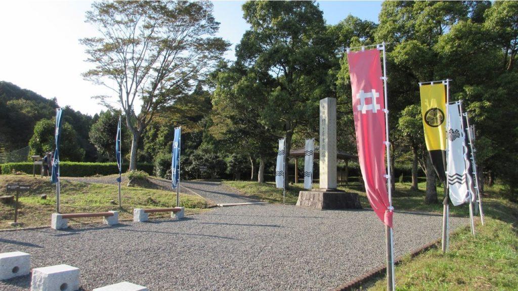 関ケ原の戦いの開戦の地